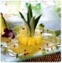 Carpaccio d'ananas (Pièce)